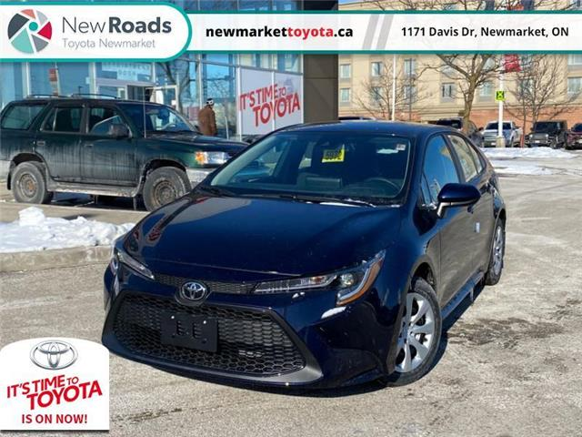 2021 Toyota Corolla LE (Stk: 35972) in Newmarket - Image 1 of 21