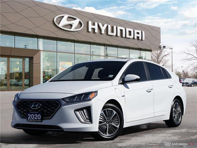 2020 Hyundai Ioniq Plug-In Hybrid Ultimate (Stk: 97442) in London - Image 1 of 27