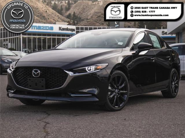 2021 Mazda Mazda3 GT w/Turbo (Stk: EM114) in Kamloops - Image 1 of 35