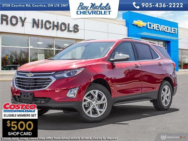 2021 Chevrolet Equinox Premier (Stk: X042) in Courtice - Image 1 of 10