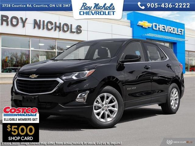 2021 Chevrolet Equinox LT (Stk: X055) in Courtice - Image 1 of 23