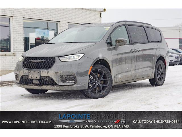 2021 Chrysler Pacifica Touring L Plus (Stk: 21047) in Pembroke - Image 1 of 30