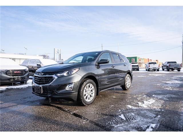 2021 Chevrolet Equinox LT (Stk: M126) in Chatham - Image 1 of 21