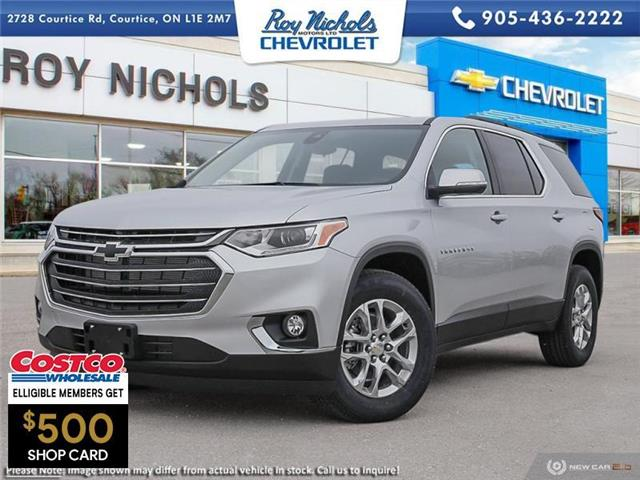 2021 Chevrolet Traverse LT Cloth (Stk: X237) in Courtice - Image 1 of 22