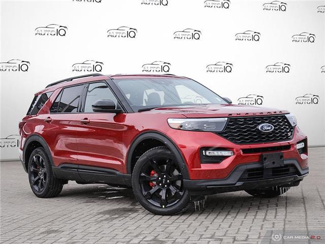 2021 Ford Explorer ST (Stk: W0102) in Barrie - Image 1 of 27