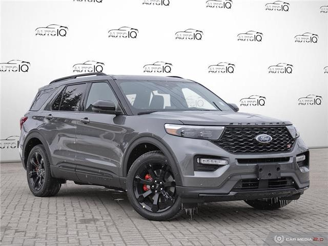 2021 Ford Explorer ST (Stk: W0100) in Barrie - Image 1 of 27