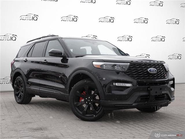 2021 Ford Explorer ST (Stk: W0099) in Barrie - Image 1 of 27