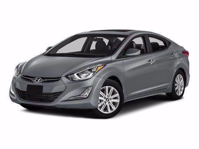 2016 Hyundai Elantra GL (Stk: H12802B) in Peterborough - Image 1 of 1