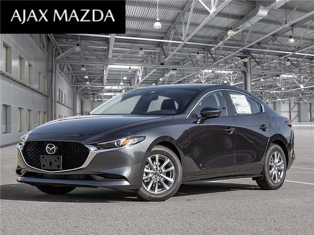 2020 Mazda Mazda3 GS (Stk: 20-1263) in Ajax - Image 1 of 23