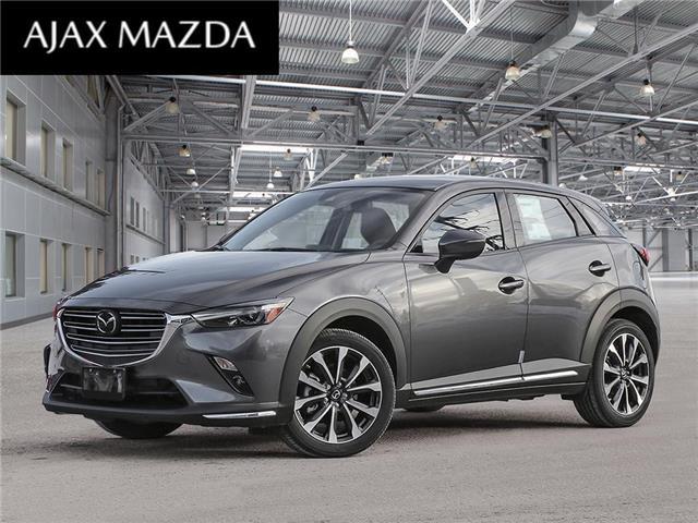 2021 Mazda CX-3 GT (Stk: 21-1062) in Ajax - Image 1 of 23