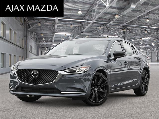 2021 Mazda MAZDA6 Signature (Stk: 21-1121) in Ajax - Image 1 of 22