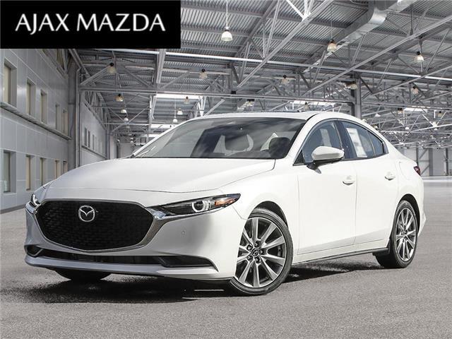 2021 Mazda Mazda3 GT w/Turbo (Stk: 21-1119) in Ajax - Image 1 of 23