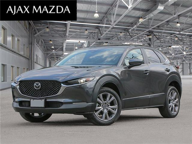 2021 Mazda CX-30 GS (Stk: 21-1128) in Ajax - Image 1 of 23