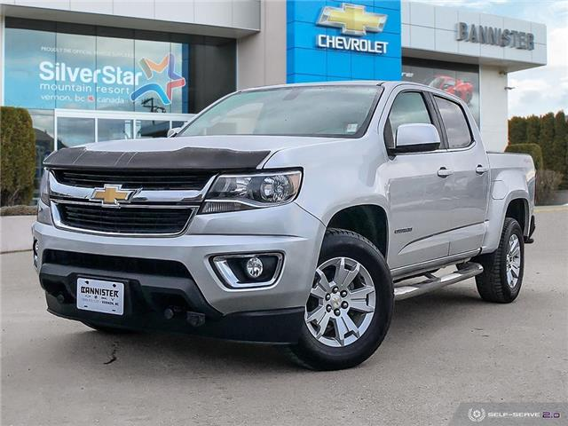 2017 Chevrolet Colorado LT (Stk: 21253A) in Vernon - Image 1 of 26