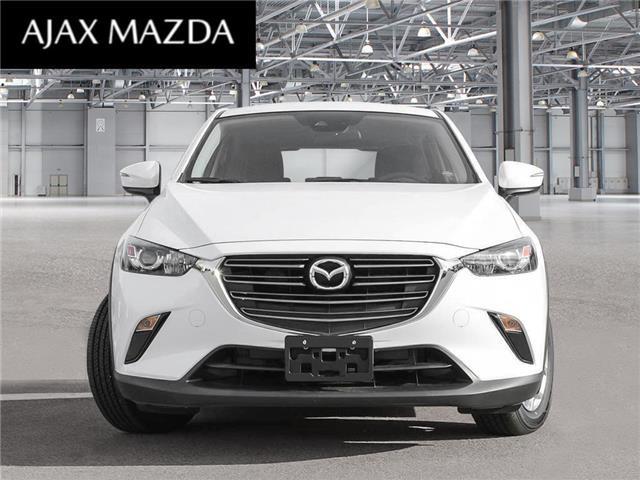 2021 Mazda CX-3 GS (Stk: 21-1229) in Ajax - Image 1 of 22