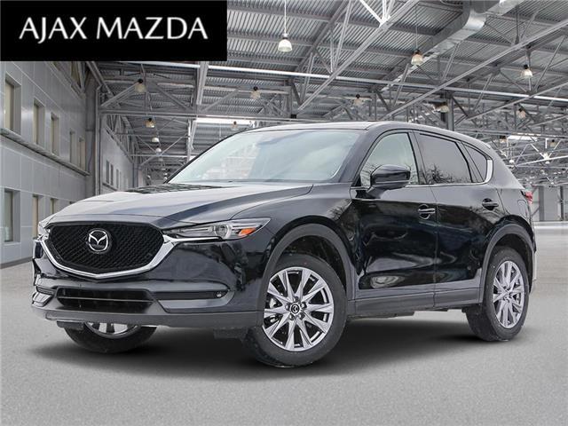 2021 Mazda CX-5 GT (Stk: 21-1244) in Ajax - Image 1 of 23