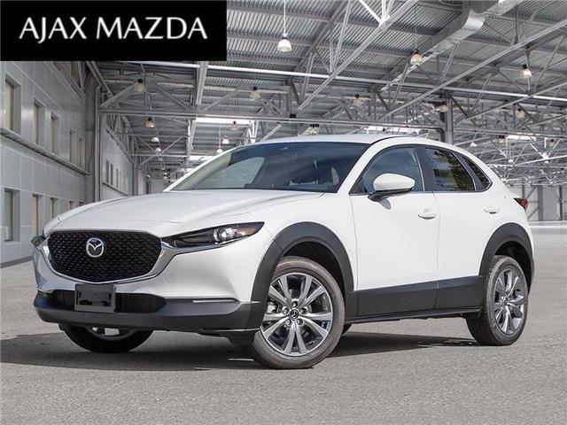 2021 Mazda CX-30 GS (Stk: 21-1081) in Ajax - Image 1 of 23
