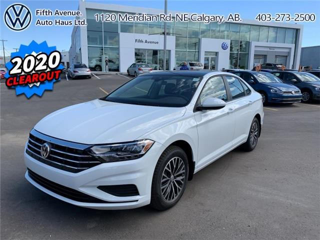 2020 Volkswagen Jetta Highline (Stk: 20124) in Calgary - Image 1 of 24