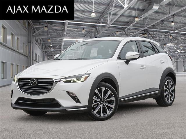 2021 Mazda CX-3 GT (Stk: 21-1297) in Ajax - Image 1 of 23