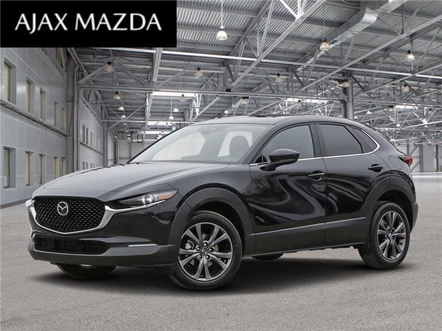 2021 Mazda CX-30 GS (Stk: 21-1315) in Ajax - Image 1 of 23