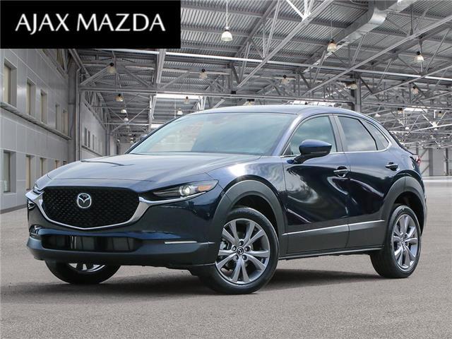 2021 Mazda CX-30 GS (Stk: 21-1314) in Ajax - Image 1 of 22