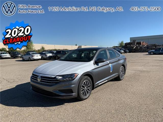 2020 Volkswagen Jetta Highline (Stk: 20153) in Calgary - Image 1 of 24