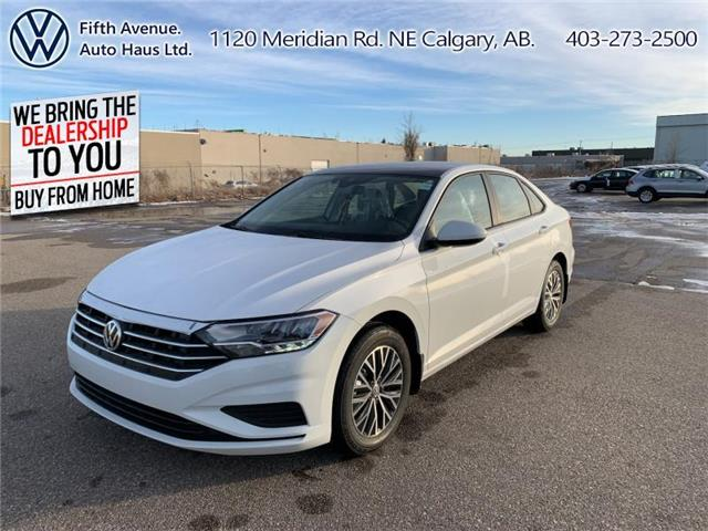 2021 Volkswagen Jetta Highline (Stk: 21066) in Calgary - Image 1 of 25