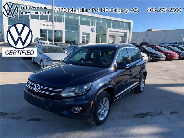 2016 Volkswagen Tiguan Highline (Stk: 20090A) in Calgary - Image 1 of 26