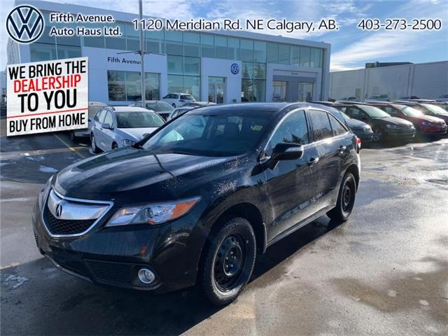 2013 Acura RDX Base (Stk: 21110A) in Calgary - Image 1 of 27