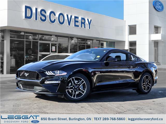 2021 Ford Mustang GT Premium (Stk: MU21-07363) in Burlington - Image 1 of 21
