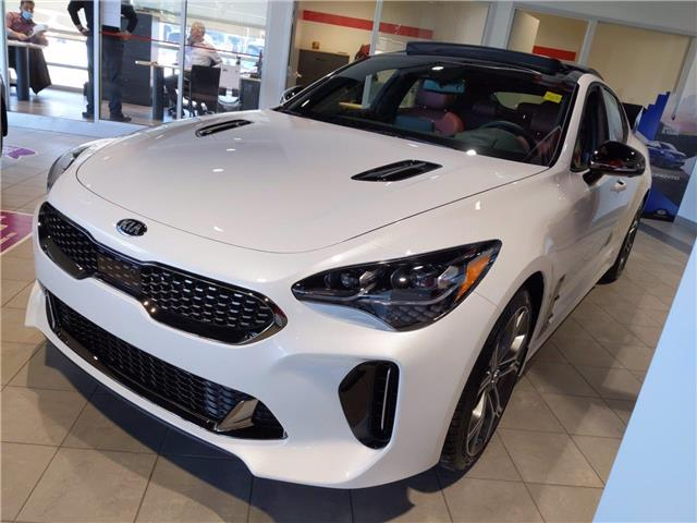 2021 Kia Stinger GT Limited (Stk: KV293) in Kanata - Image 1 of 9
