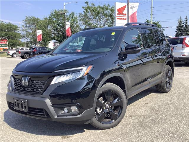 2021 Honda Passport Touring (Stk: 21399) in Barrie - Image 1 of 25