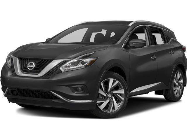 2017 Nissan Murano SL (Stk: ) in North Bay - Image 1 of 7