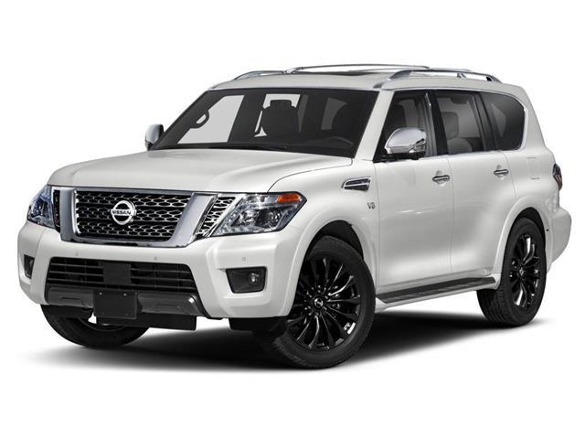 2020 Nissan Armada Platinum (Stk: 2020-269) in North Bay - Image 1 of 9