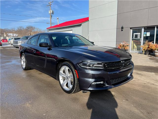 2018 Dodge Charger SXT Plus (Stk: 14838) in Regina - Image 1 of 25