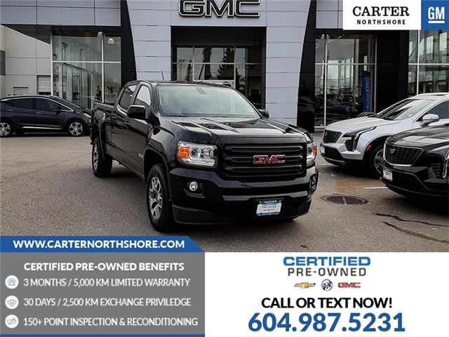 2019 GMC Canyon All Terrain w/Leather (Stk: 974970) in North Vancouver - Image 1 of 27