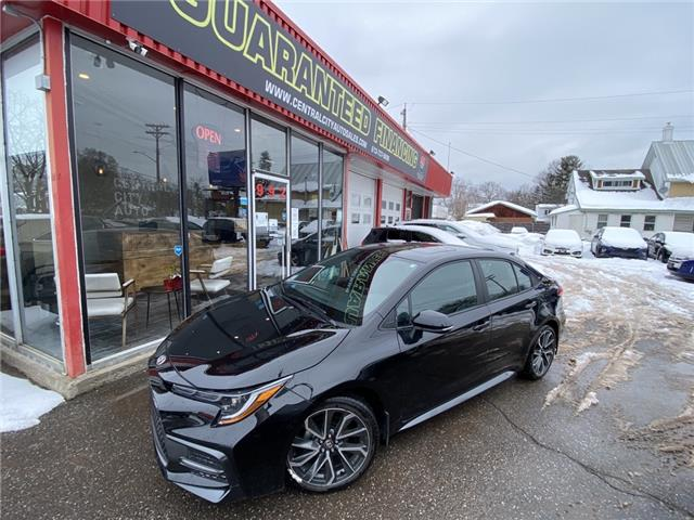 2020 Toyota Corolla SE (Stk: -) in Ottawa - Image 1 of 11