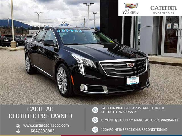 2019 Cadillac XTS Luxury (Stk: D18681) in North Vancouver - Image 1 of 23
