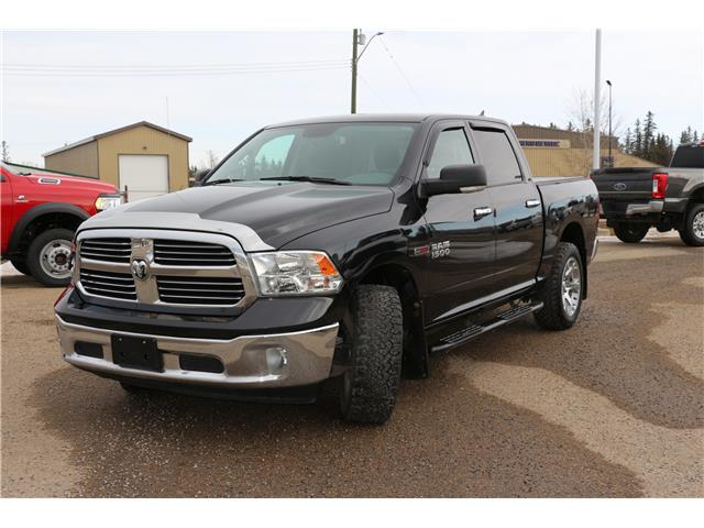 2018 RAM 1500 SLT (Stk: MT009A) in Rocky Mountain House - Image 1 of 30