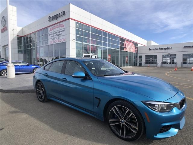 2019 BMW 440i xDrive Gran Coupe (Stk: 210385A) in Calgary - Image 1 of 26