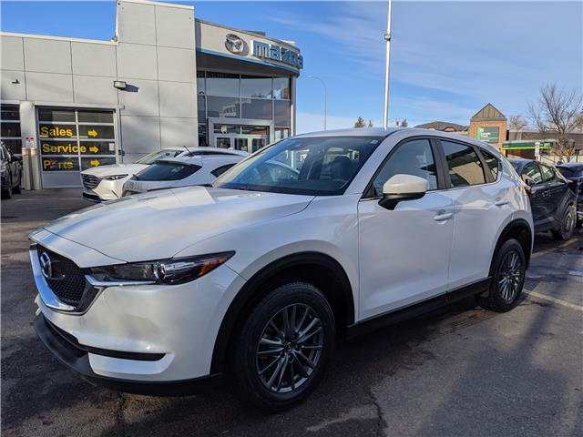 2018 Mazda CX-5 GS (Stk: N3259) in Calgary - Image 1 of 17