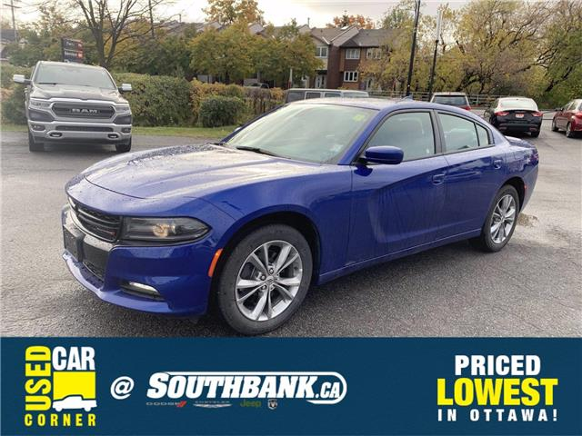 2020 Dodge Charger SXT (Stk: 922954) in OTTAWA - Image 1 of 20