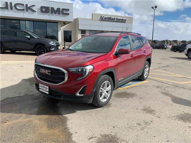 2021 GMC Terrain SLE (Stk: 47754) in Strathroy - Image 1 of 7