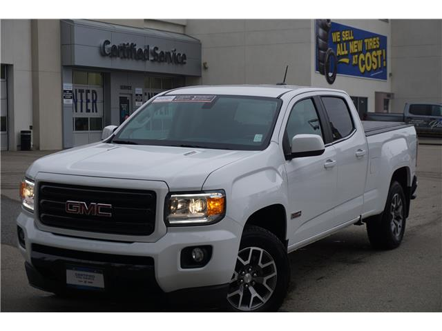 2019 GMC Canyon All Terrain w/Cloth (Stk: P3654A) in Salmon Arm - Image 1 of 8