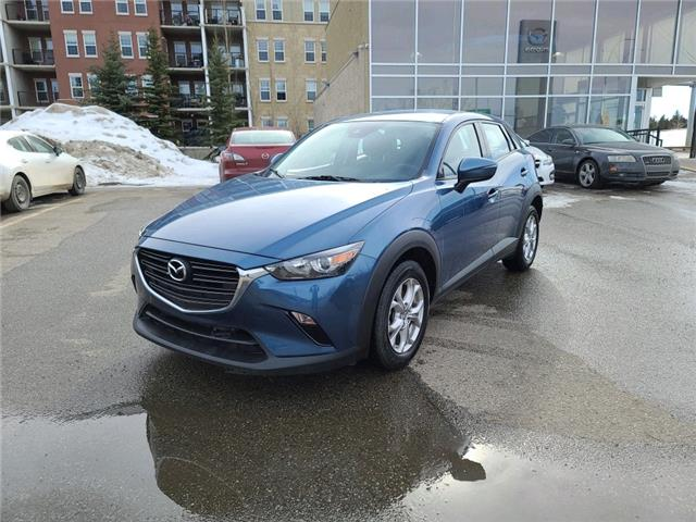 2019 Mazda CX-3 GS (Stk: N6077A) in Calgary - Image 1 of 19