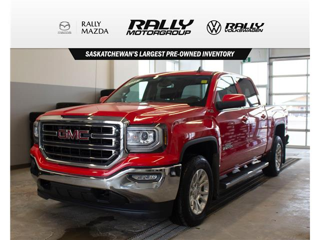 2018 GMC Sierra 1500 SLE (Stk: 2037A) in Prince Albert - Image 1 of 14