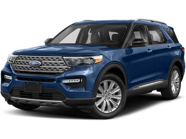 2021 Ford Explorer Limited (Stk: O20399) in Port Alberni - Image 1 of 1