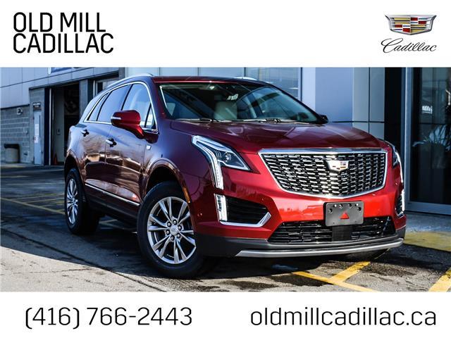 2021 Cadillac XT5 Premium Luxury (Stk: MZ168597) in Toronto - Image 1 of 22