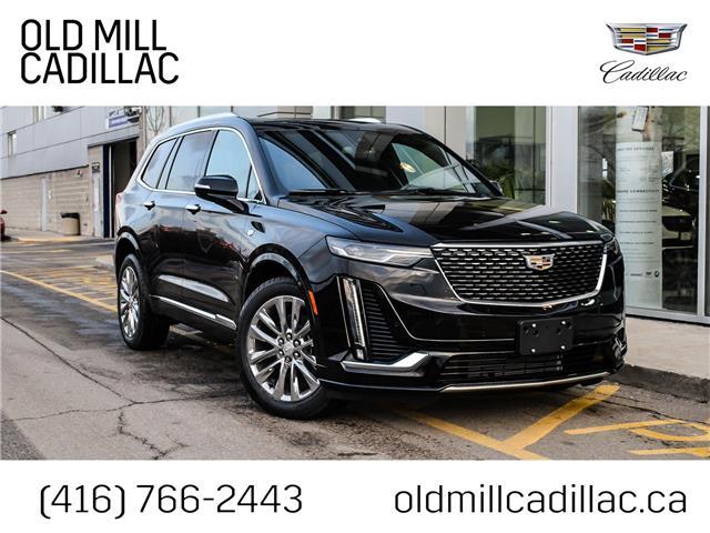 2021 Cadillac XT6 Premium Luxury (Stk: MZ149453) in Toronto - Image 1 of 20