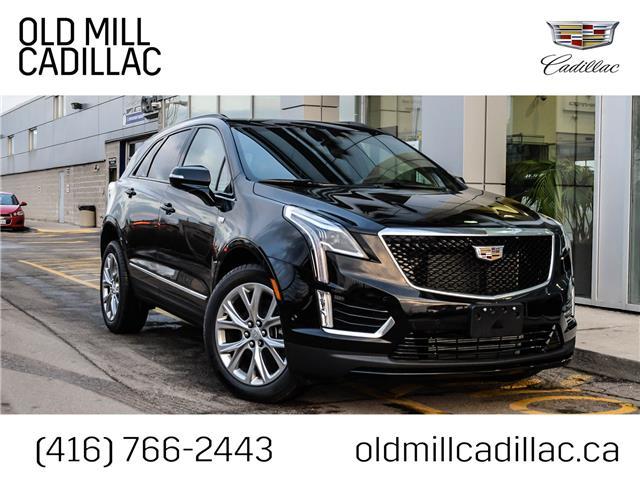 2021 Cadillac XT5 Sport (Stk: MZ136363) in Toronto - Image 1 of 18